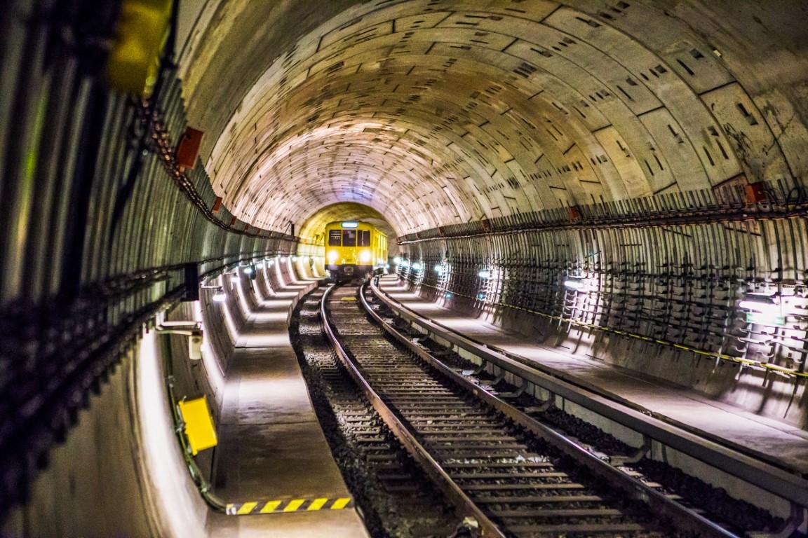 Метро в Салониках – 1 станция готова к эксплуатации!