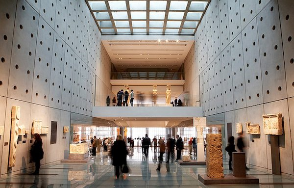 Acropolis Museum Celebrated October 28 with Free Entrance for Families