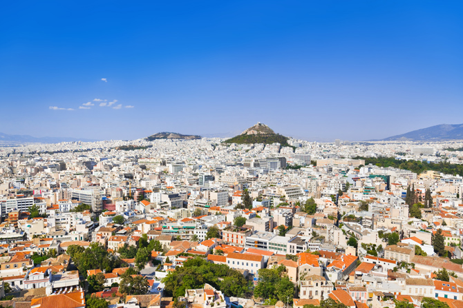 Недвижимость в Афинах и в Аттике